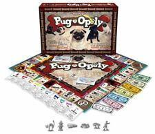 Pug-Opoly Family Board Game - Game for Pug Dog Lovers
