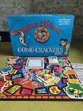 Wallace and Gromit 'Going Crackers 'Board Game by pressman(complete)