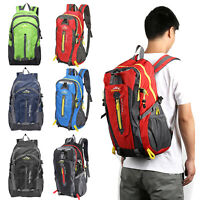 Nylon Outdoor Sport Travel Hiking Camping Travel Backpack Daypack Rucksack Bag
