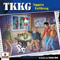 TKKG - 207/DOPPELTE ENTFÜHRUNG   CD NEU