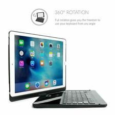 iPad Mini 5 Keyboard Case Wireless Rotatable Cover Multiple Viewing Angles Black