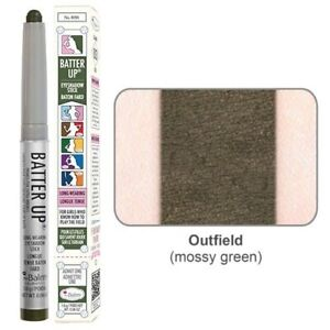 BRAND NEW--The Balm Batter Up Eyeshadow Stick (OUTFIELD) 0.06oz