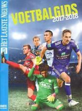 Het Laatste Nieuws - Voetbal Gids 2017-2018 - Belgium Football Season Preview