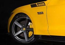 2010-2014 Upper Fender Saleen Stripes - 302 - GT/Shelby/GT500/V6 [10FM_UFSS3]