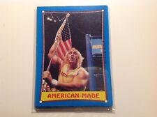 1987 TOPPS WWF #35 HULK HOGAN Excellent
