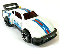 Tonka Racing Car White Japan Vintage Toy Car Diecast M314