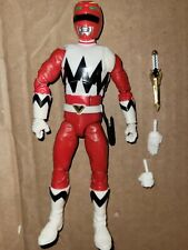 Sabans Power Rangers Lightning Collection Lost Galaxy Red Ranger from 2-pack