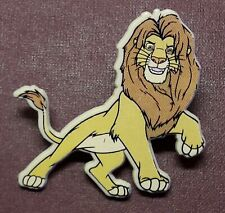 WALT DISNEY's THE LION KING PIN BADGE -  DISNEYANA - VINTAGE COLLECTABLE ITEM