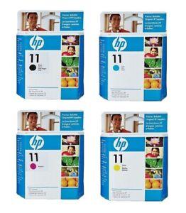 HP Druckkopf Business InkJet 1100 1200 2250 2600 / Nr. 11 C4810A C4811A -C4813A