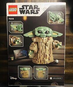 LEGO STAR WARS CANE,PACK /& PARCLES NEW SANTA YODA WHITE HAIR 7958 RARE