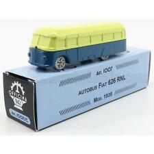 Officina 942 Fiat 626 Rnl Autobus 1939 Cream Blue 1:76