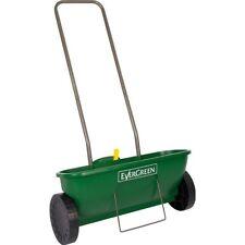 EverGreen Easy Spreader Plus Garden Lawn Seed Outdoor Fertilizer Spreader