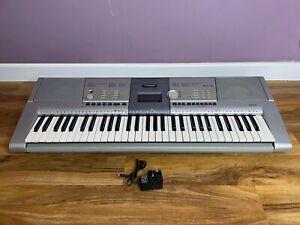 Yamaha PSR-295 Musical Keyboard / Piano - 61 Full Size Keys, USB Connection