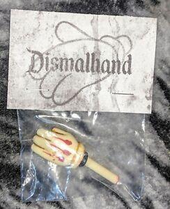 Dismaland Free art 2015 Dismalhand mini sculpture un signed DMS Banksy Art Bomb