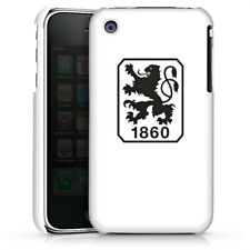 Apple iPhone 3Gs Premium Case Cover - 1860 weiss