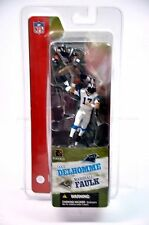 Los Angeles Rams Marshall Faulk Carolina Panthers' Jake Delhomme Figures NFL