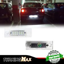 High Power White 18-LED License Plate Lights For VW Passat Jetta 2005-2007 Golf