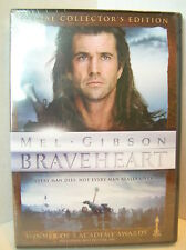 Braveheart - Mel Gibson (Special Collectors Edition) *Brand New Factory Sealed*