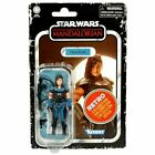 """Star Wars Retro Collection Cara Dune 3.75"""" Action Figure *IN STOCK"""