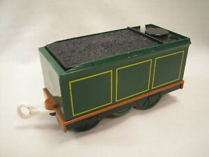 Thomas & Friends Trackmaster Coal Cart Motorized Engine TOMY 1992 parts repair