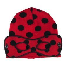 Accessori cuffie rossi per bambini dai 2 ai 16 anni