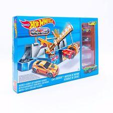 Mattel Hot Wheels Car Crusher Trackset 5 Autos