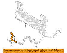 JAGUAR OEM 2002 S-Type Power Steering Oil Fluid Cooler-Outlet Hose XR825053