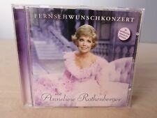 CD: Fernsehwunschkonzert mit Anneliese Rothenberger (2006)
