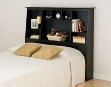 Tall Sonoma Double/Full/Queen Bed Headboard - Black NEW