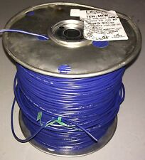 TEW 1015/1230 DECA MTM BLUE INSULATED COPPER WIRE 300M 20AWG CABLES