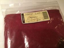 Longaberger~ Paprika Fabric Liner (ONLY) for Medium Market Basket