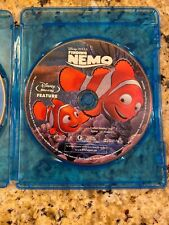 Finding Nemo (Blu-ray Only, 2003)