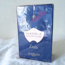 Guerlain Shalimar parfum Initial edt 100 ml SEALED