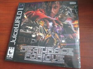 Juice WRLD - Death Race For Love  [VINYL LP ALBUM RECORD] NEW AND SEALED