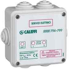 798881 Distributore elettrico per moduli per 1 valvola di zona CALEFFI