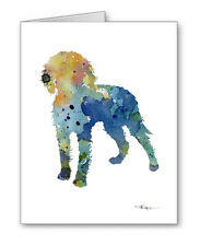 American Water Spaniel Note Cards With Envelopes