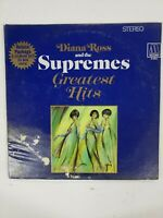 DIANA ROSS AND THE SUPREMES GREATEST HITS- 2 VINYL LP'S 1967