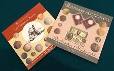 Auction Catalog - 2003 & 2004 Scotsman