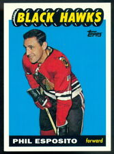 1965-66 Topps #116 PHIL ESPOSITO RC NM Chicago Blackhawks Rookie Reprint