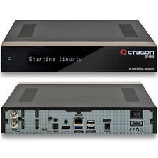 OCTAGON SF4008 4K UDH Full HD Linux E2 HDTV SAT Receiver 2 x DVB-S2 S2X