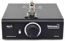 SPL Volume 2 High-End Stereo Volume Controller + Neuwertig + 1.5 Jahre Garantie