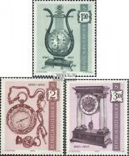 Oostenrijk 1344-1346 postfris 1970 Oud Horloges