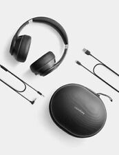 Anker Soundcore Vortex Wireless Over-Ear Headphones, 20H Playtime, Deep Bass
