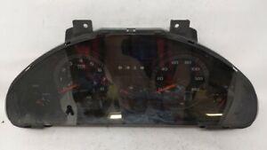 2009-2013 Chevrolet Traverse Speedometer Instrument Cluster Gauges 81941