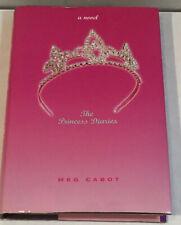 Princess Diaries: The Princess Diaries by Meg Cabot HC BOOK 2000 VG