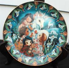 Vintage 1990 Reco Guardians of Kingdom Series The Miracle Of Life Décor Plate