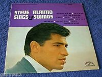 Steve Alaimo 1965 ABC-Paramount Stereo LP Sings & Swings Where The Action Is