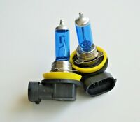 H9 12V 100W Xenon White 6000k Halogen Car Headlight Lamp Globes / Bulbs LED HID
