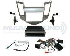 Radio Stereo Dash Kit SWC Combo SD/DD + Wire Interface + Antenna CH8