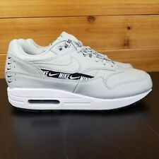 60155da0 Nike Air Max 1 SE Overbranded Women's Sz 6.5 Shoe Black/White 881101-004